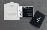 White Party - Invitation