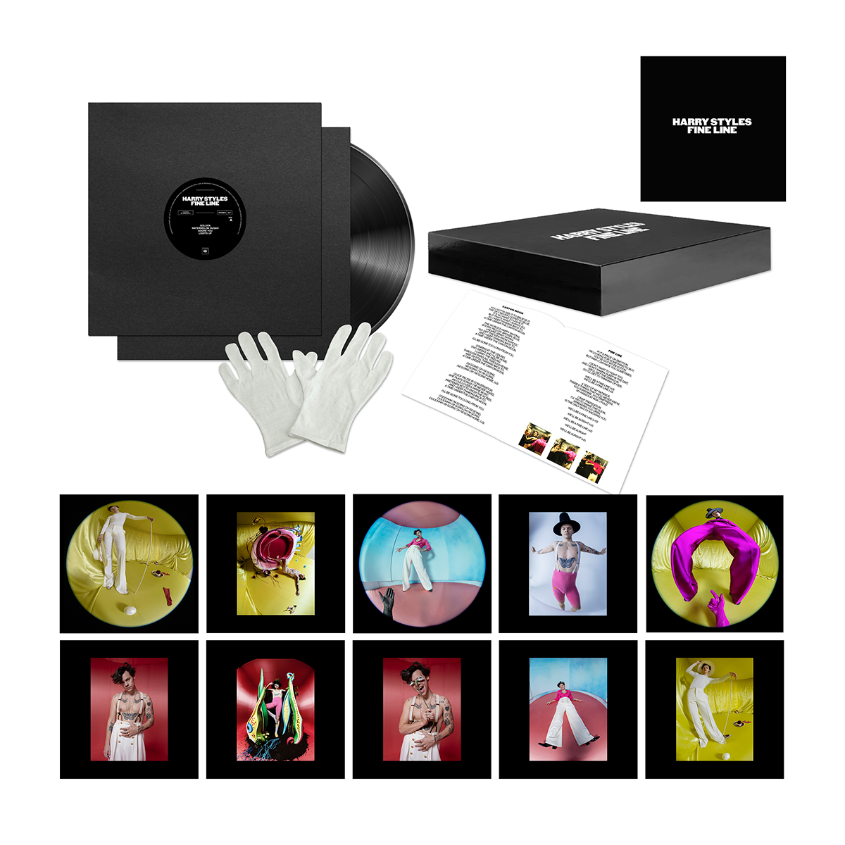 Fine Line - 1 Year Anniversary Limited Edition Vinyl Box Set