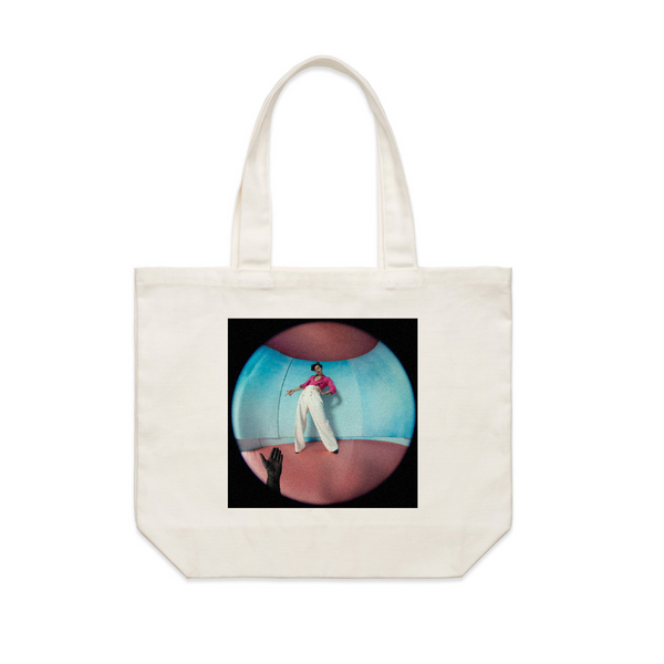 Fine Line Album Tote Bag + Digital Download