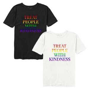 Treat People With Kindness Pride Tee-Harry Styles