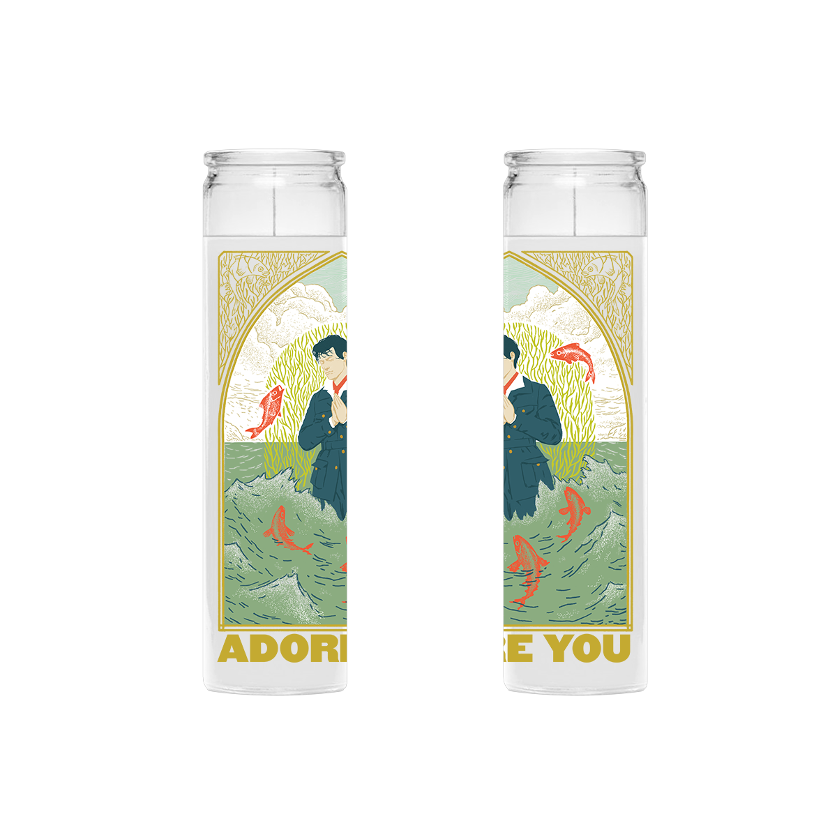 Adore You Candle + Digital Download