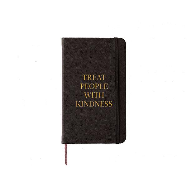 Harry Styles Treat People with Kindness Moleskin Notepad