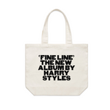 Fine Line Album Tote Bag - Harry Styles UK