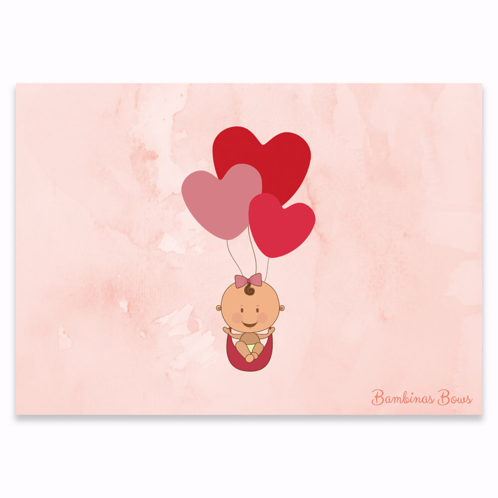 BB Greeting Card