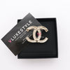 Chanel 19C CC Brooch Gold-tone/ Pearls/Crystals