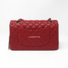 Payment plan/order 1183 Boutique fresh Chanel 19B red medium caviar with light gold hardware