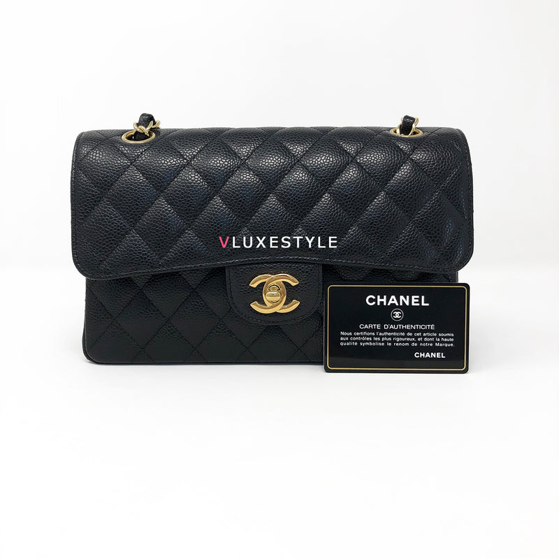 611a8b4f495f Limited Edition 18A Coco Handle So Black in Small – VLuxeStyle