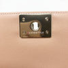 Chanel 18S Le Boy Old Medium Beige Nude Chevron Caviar with shiny light gold hardware