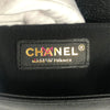 20% Non-refundable deposit to reserve: Chanel Small Le Boy 20S Black Chevron Caviar with light gold hardware