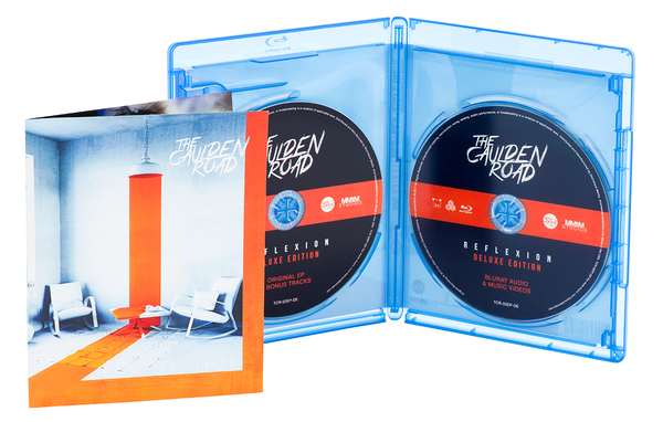 Reflexion EP (Deluxe Edition CD + Blu-Ray Audio + Hi-Res Download)