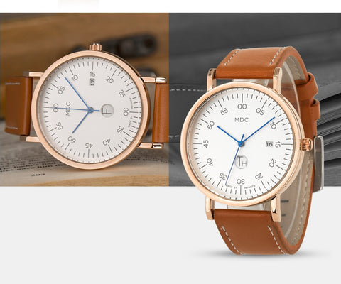 Top Brand Luxury 2018 Minimalist Rose Gold Watch - Best Selling Good Quality Cheap Affordable