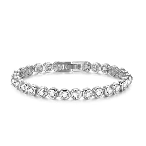 Silver Classic Sterling Silver Bracelet - Best Selling Good Quality Cheap Affordable