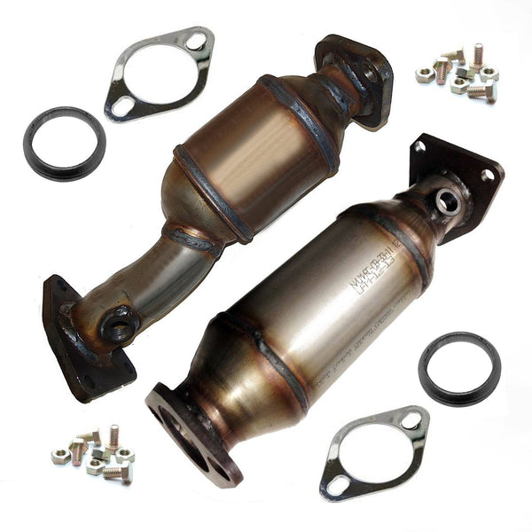 Fits Nissan Frontier 4.0L Front Catalytic Converter 2005-2009 Driver Side