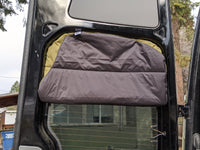 Premium crew barn door window covers 2007-2017 MB sprinter (Pair)