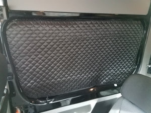 2007-2019 Mercedes Sprinter Economy Insulated Window Cover (slider door)