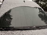 Insulated windshield cover