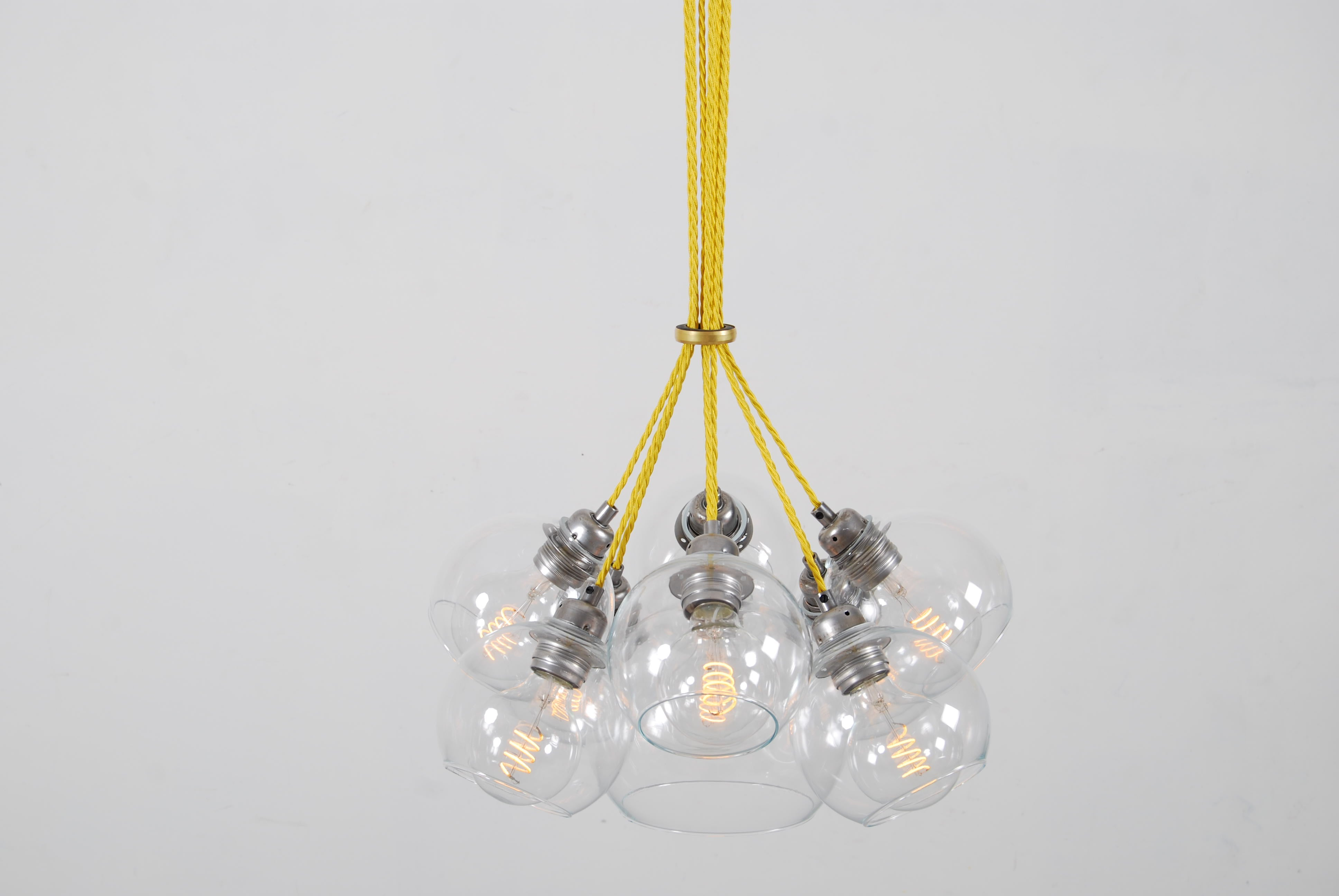 product discs white carlo i clear fray murano chandelier jean nason glass marc