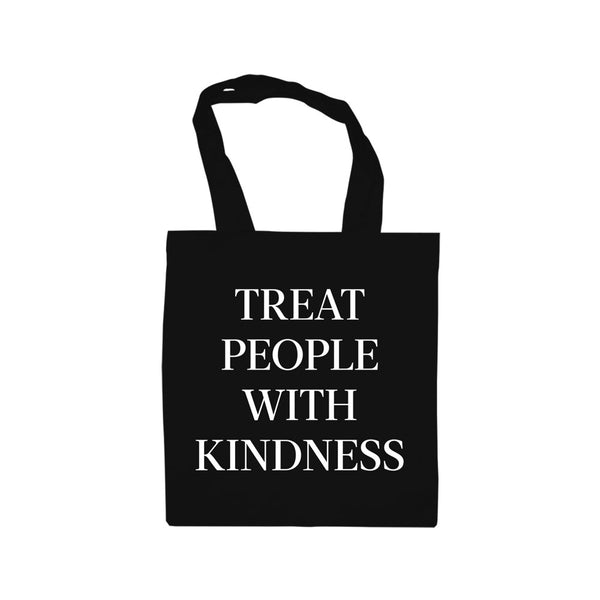 Treat People With Kindness Tote