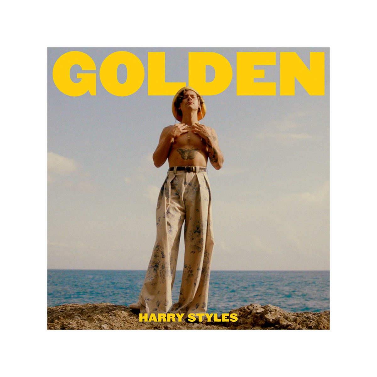 Golden Digital Single