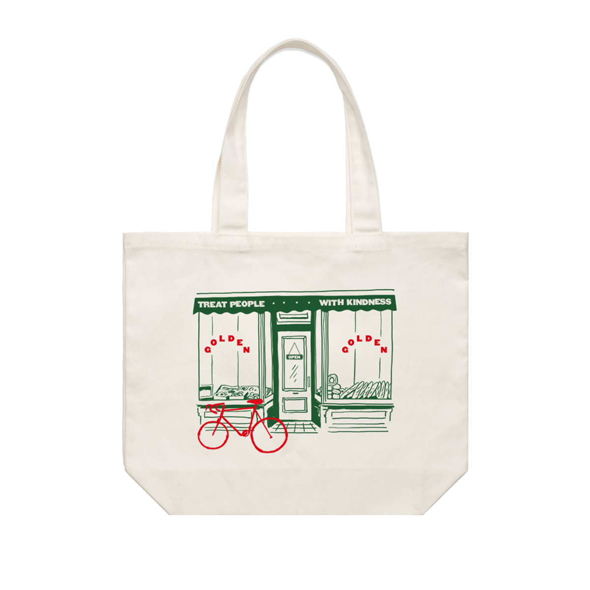 Golden Bakery Tote