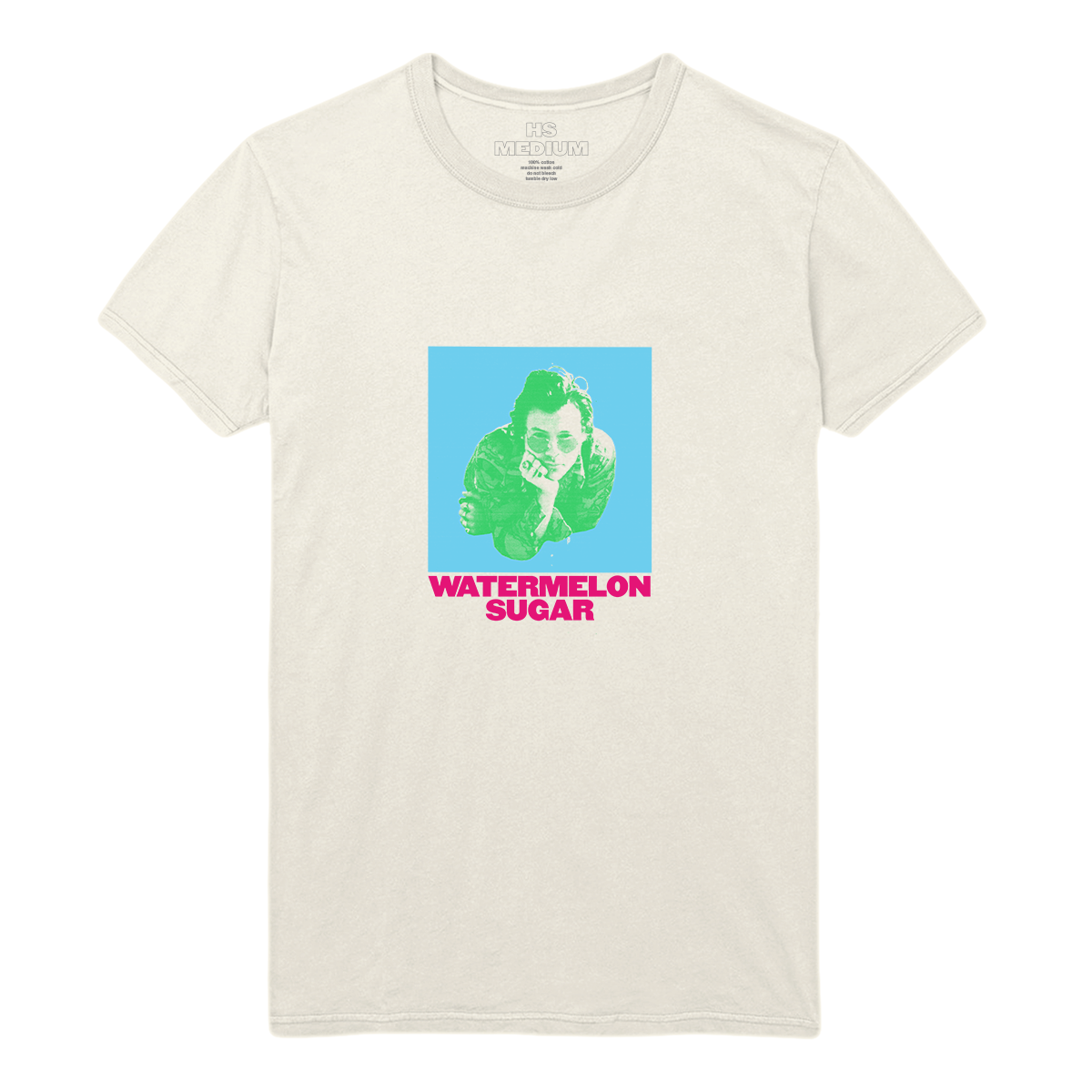 Watermelon Sugar White Tee