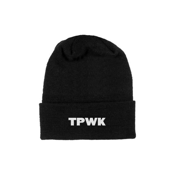 Treat People With Kindness Cuff Beanie