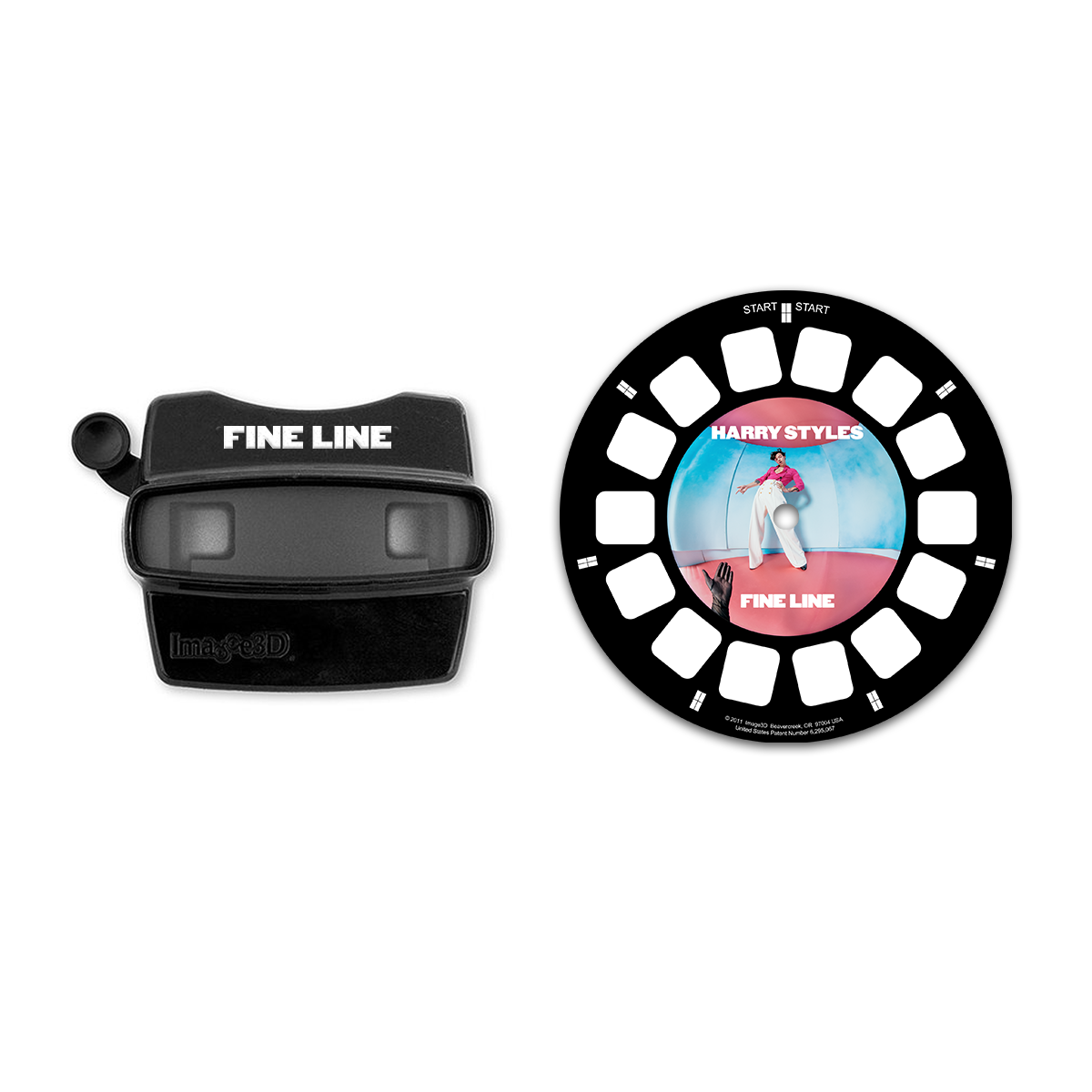 Fine Line Viewfinder - Harry Styles EU
