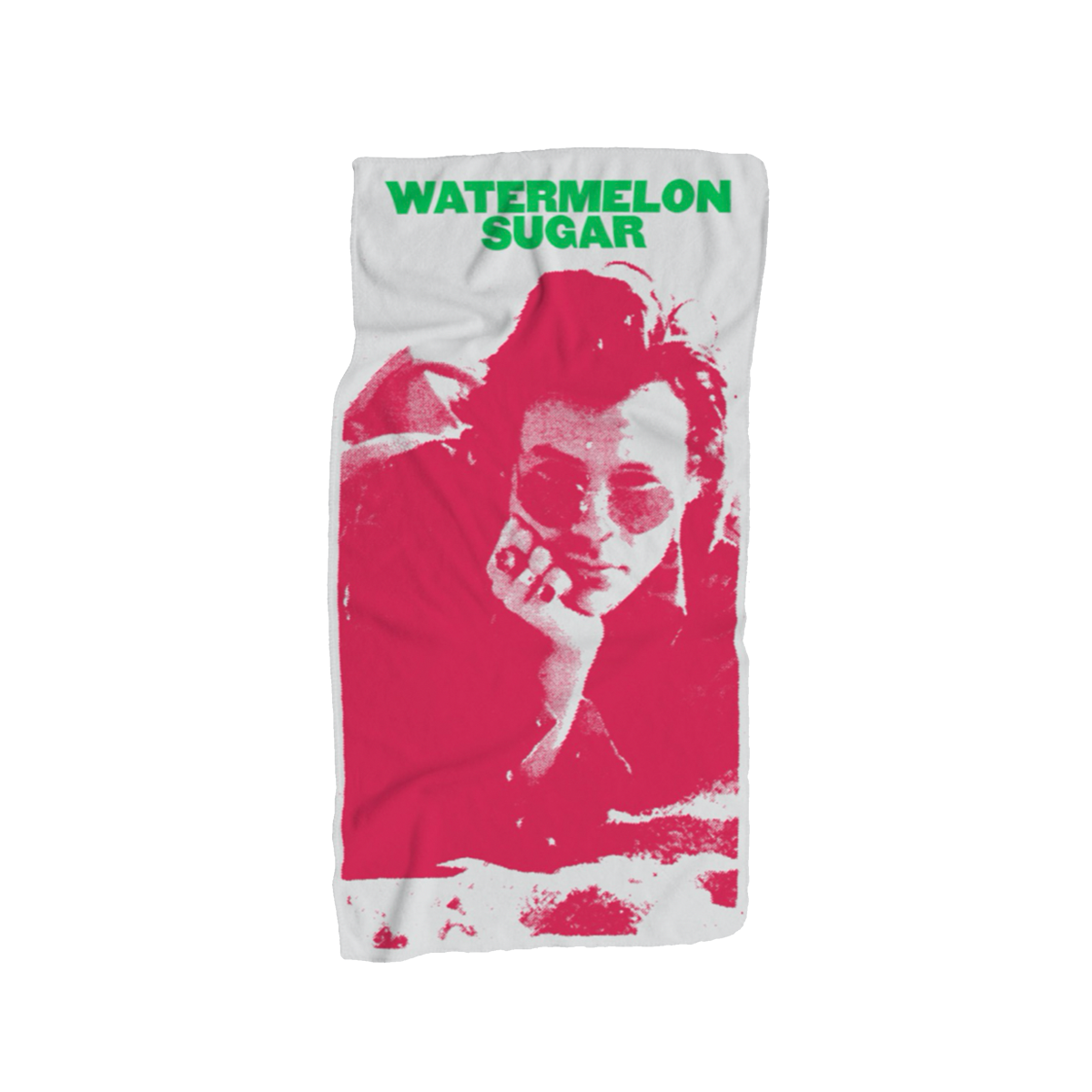 Watermelon Sugar Beach Towel