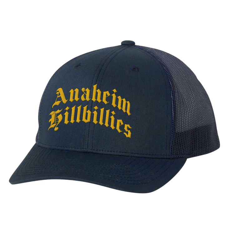 Anaheim Hillbillies Navy Hat