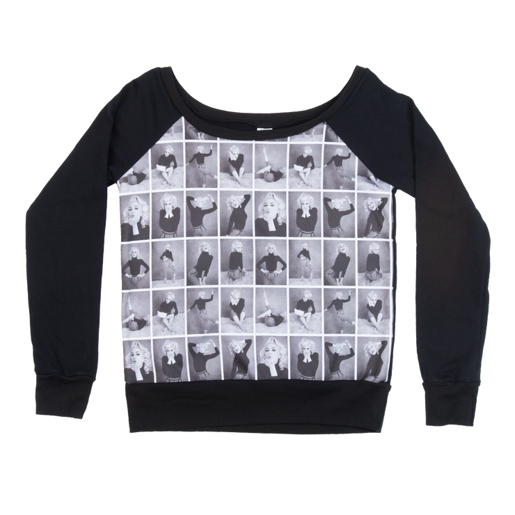 Photobooth Sweatshirt - Gwen Stefani