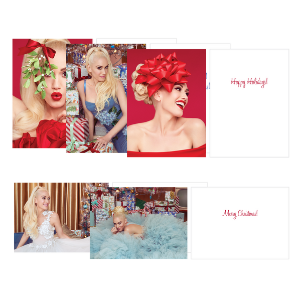 CD + Exclusive T-Shirt + Christmas Cards - Gwen Stefani