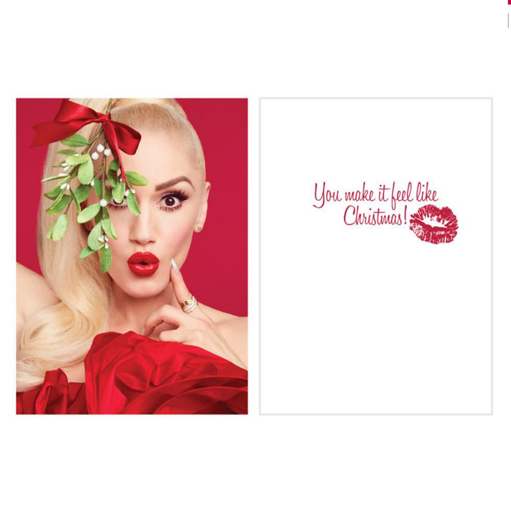 Holiday Card 5 Pack <br> Free with orders over $50 - Gwen Stefani