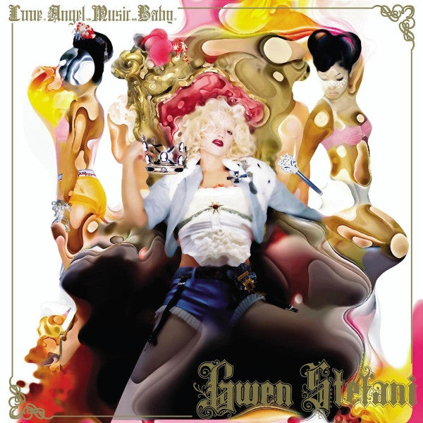 Love. Angel. Music. Baby. Digital Download (Remastered Edition)-Gwen Stefani