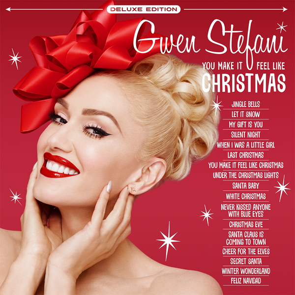 You Make It Feel Like Christmas Deluxe Edition CD - Gwen Stefani