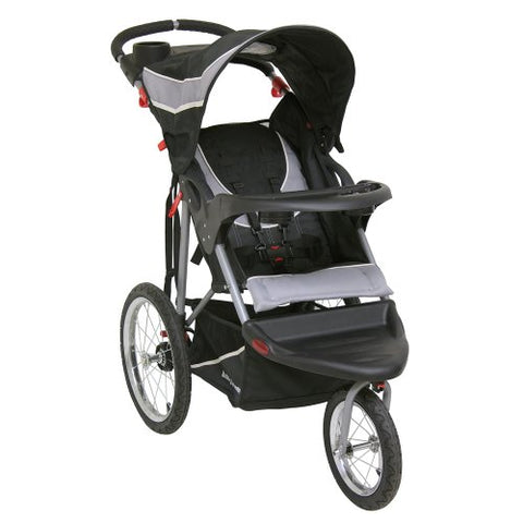 Baby Trend Expedition Jogger Stroller, Phantom, 50 Pounds