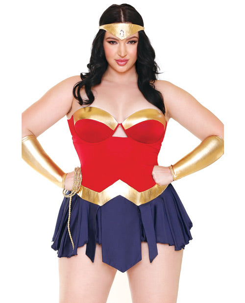 Curve Wonder Babe Costume