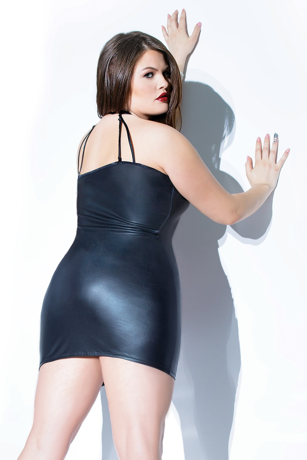 Mikayla Diva Forever Matte Dress