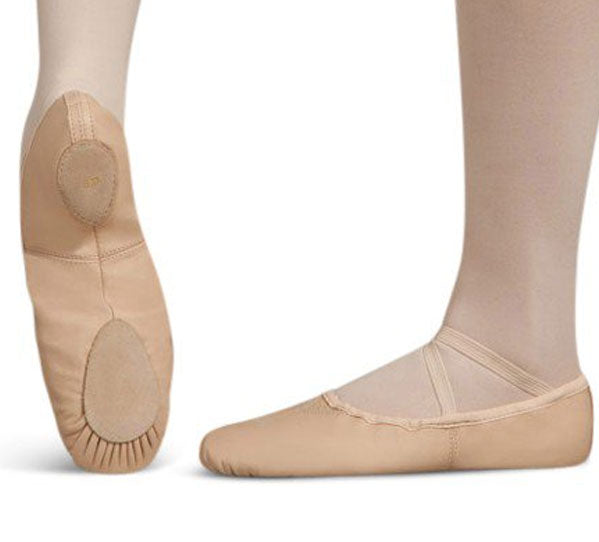 Leather Cobra Ballet Shoe 2033 Capezio