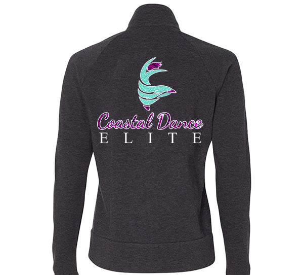 Coastal Dance Academy Elite Team Jacket