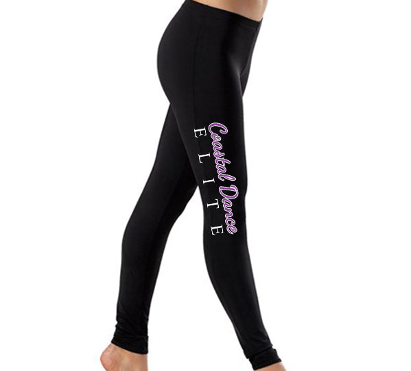 Coastal Dance Academy Leggings