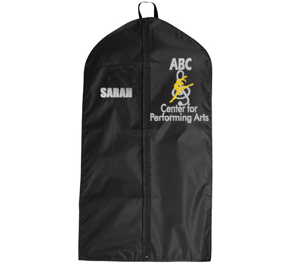 ABC Center for Performing Arts Garment Bag