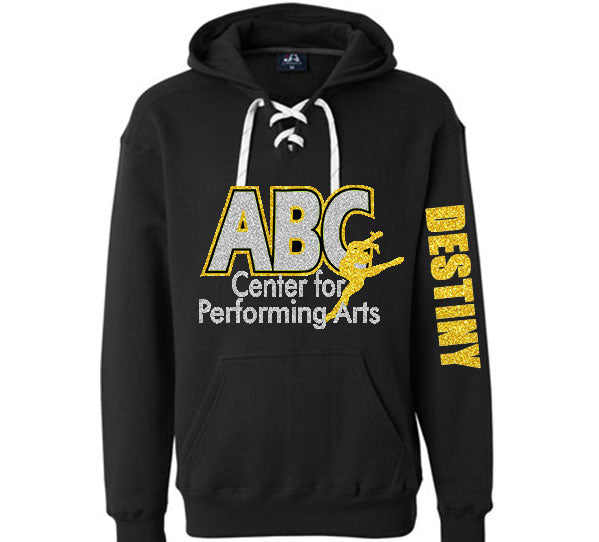 ABC Center for Performing Arts Lace Hooded Sweatshirt