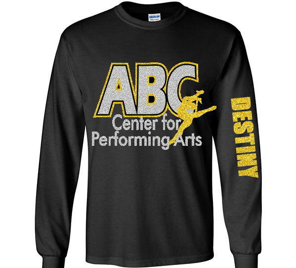 ABC Center for Performing Arts Long Sleeve Shirt