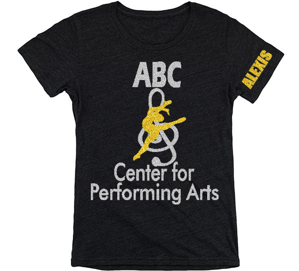ABC Center for Performing Arts Short Sleeve Shirt