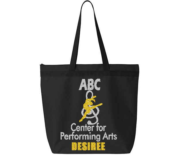 ABC Center for Performing Arts Tote Bag