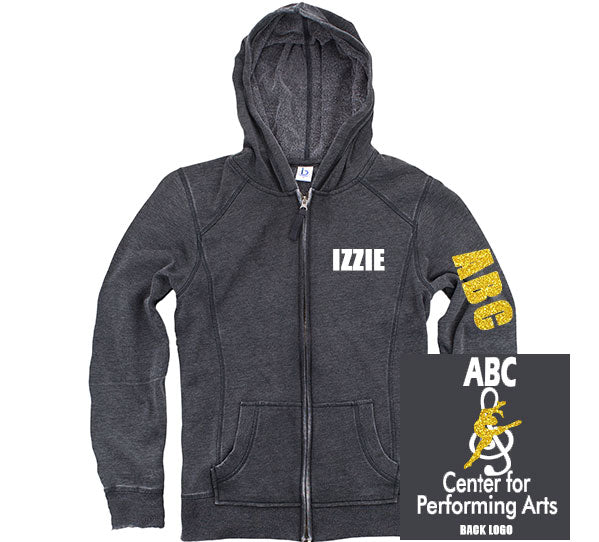 ABC Center for Performing Arts Zip Hoodie
