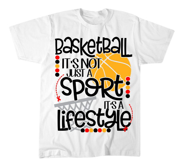 Basketball It's Not Just a Sport Shirt