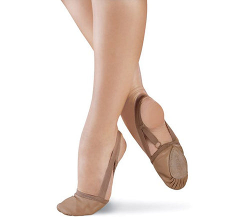 Balera Ballet Shoe Leather Split Sole