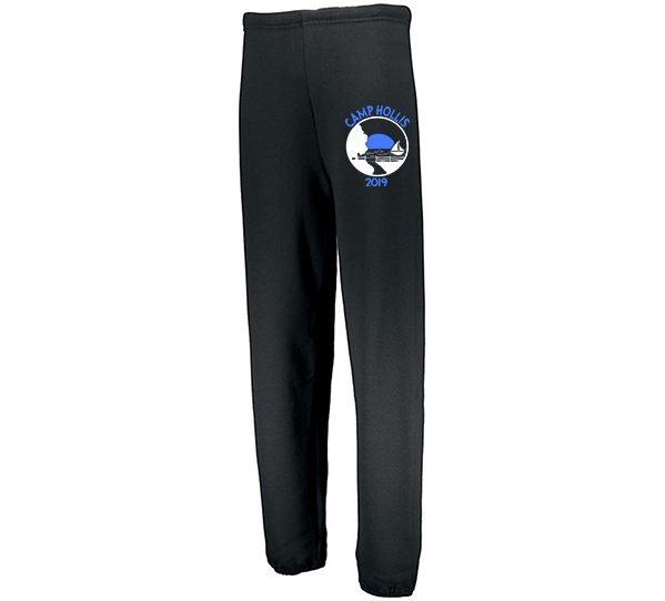 Camp Hollis Elastic Bottom Sweatpants-2 Colors