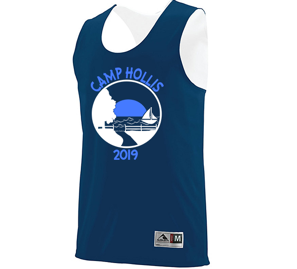 Camp Hollis Mesh Tank